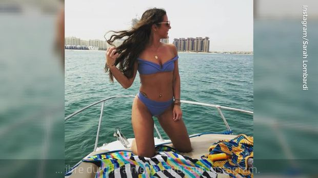 Nacktvideo sarah lombardi Sarah Lombardi