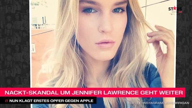 Lawrence nackt jennifer icloud Jennifer Lawrence,