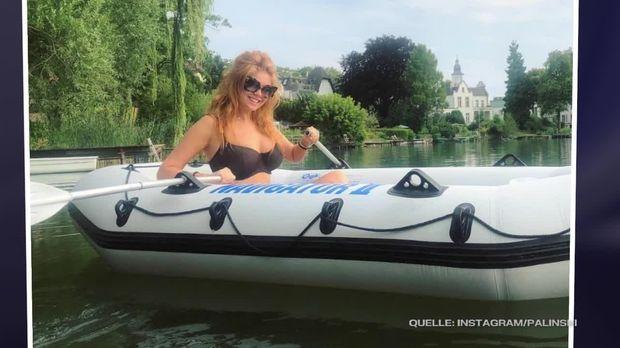 Palina rojinski instagram unterwäsche