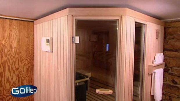 Geliebte Galileo - Video - Sauna zum selber bauen - ProSieben #AF_19