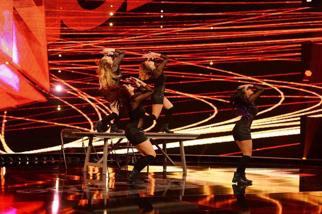 Got-To-Dance-Who-06-SAT1-ProSieben-Willi-Weber - Bildquelle: SAT.1/ProSieben/Willi Weber