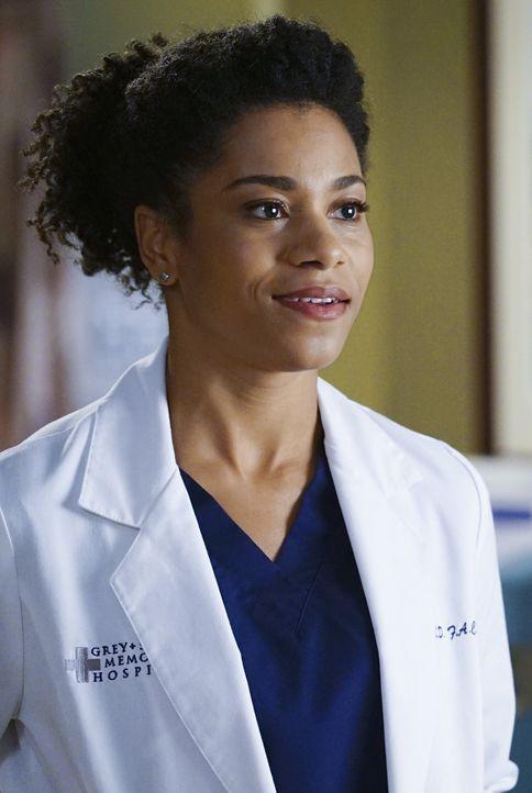 Findet heraus, dass Meredith am Wochenende nicht bei Derek war und vermutet, dass sie fremdgeht: Maggie (Kelly McCreary)  ... - Bildquelle: ABC Studios
