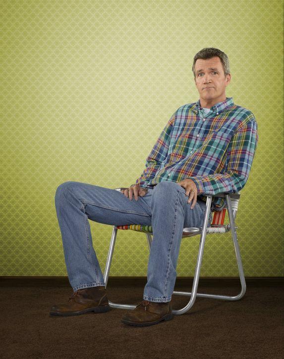 (5. Staffel) - Der Familienvater Mike (Neil Flynn) hat zwar so seine Macken und Eigenheiten, doch für seine Familie gibt er alles ... - Bildquelle: Warner Brothers