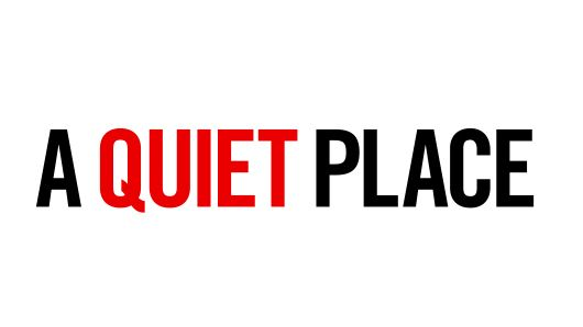 A Quiet Place - Logo - Bildquelle: 2018 Paramount Pictures. All rights reserved.