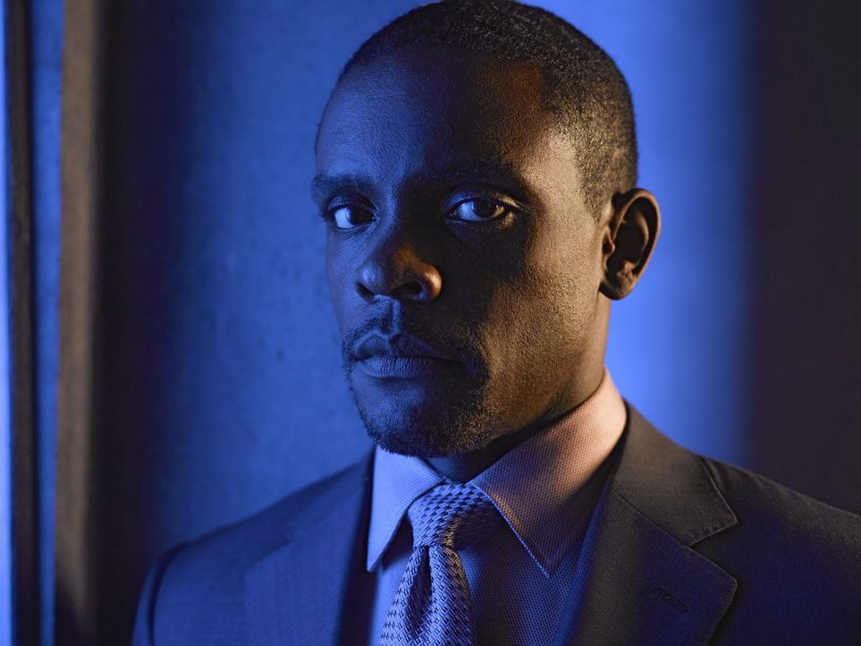(2. Staffel) - Mitarbeiter des Managements von Wayne Enterprises: Lucius Fox (Chris Chalk) ... - Bildquelle: Warner Brothers