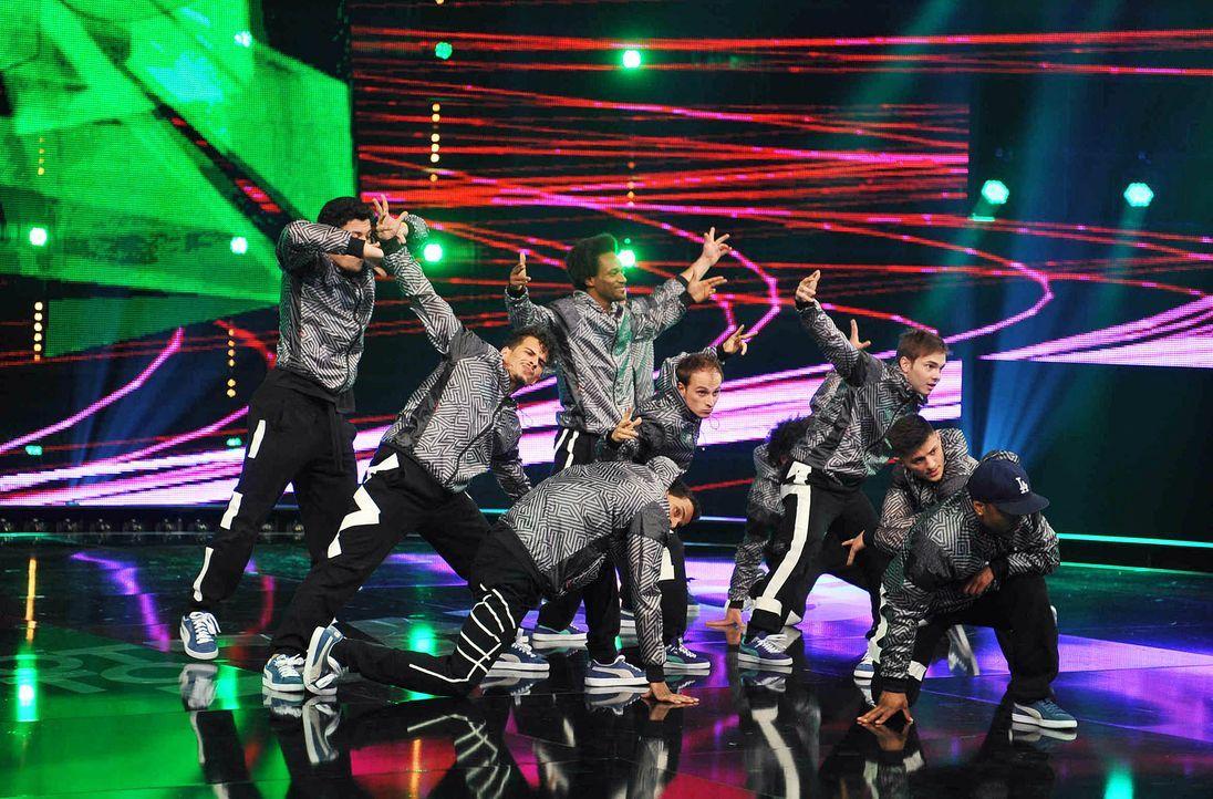 Got-To-Dance-B-Town-Allstars-03-SAT1-ProSieben-Willi-Weber - Bildquelle: SAT.1/ProSieben/Willi Weber