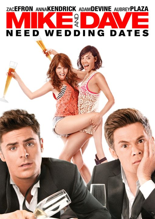 Mike & Dave need wedding dates - Artwork - Bildquelle: 2016 Twentieth Century Fox Film Corporation.  All rights reserved.