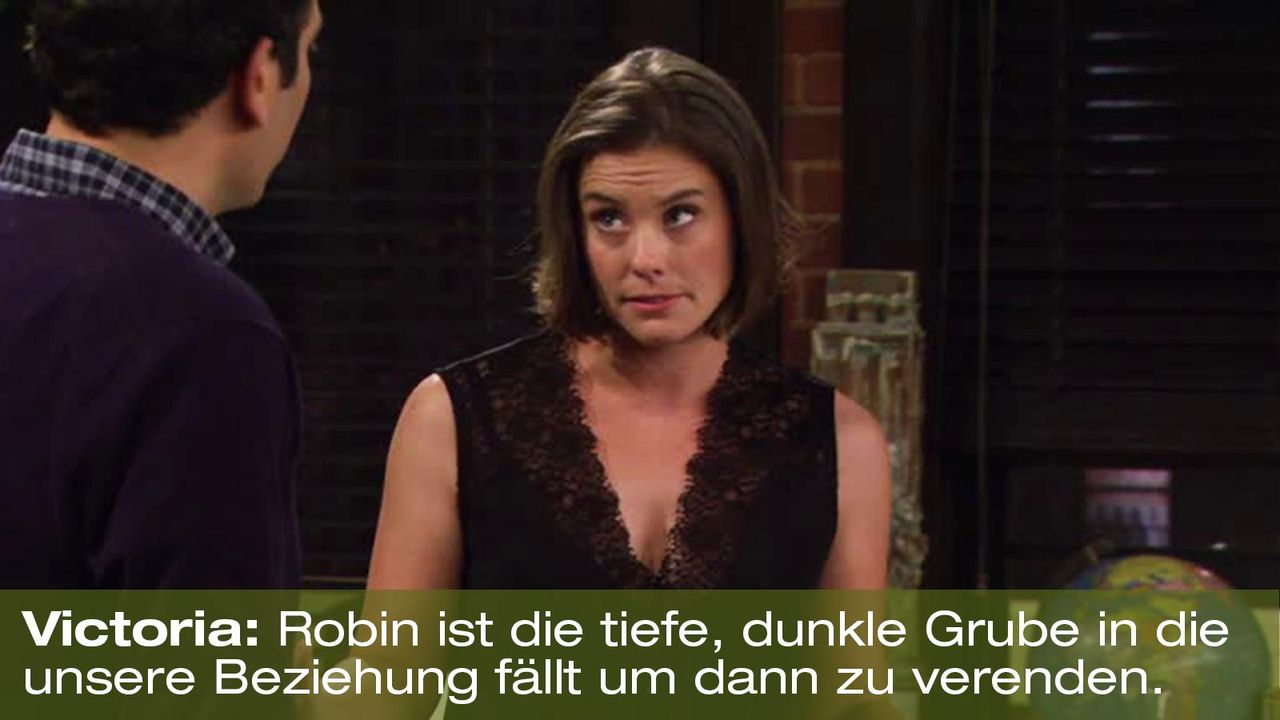 how-i-met-your-mother-zitat-quote-staffel-8-episode-5-durchtriebene-hunde-7-victoria-foxpng 1600 x 900 - Bildquelle: 20th Century Fox