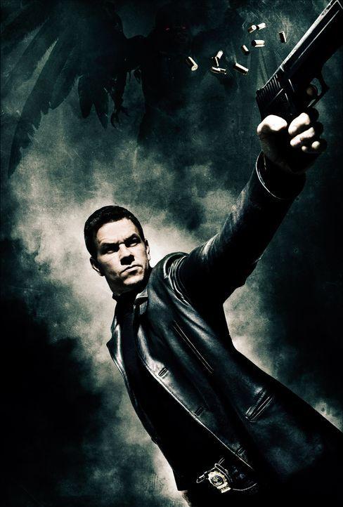 Max Payne - Artwork - Max Payne (Mark Wahlberg) - Bildquelle: 2008 Twentieth Century Fox Film Corporation. All rights reserved.