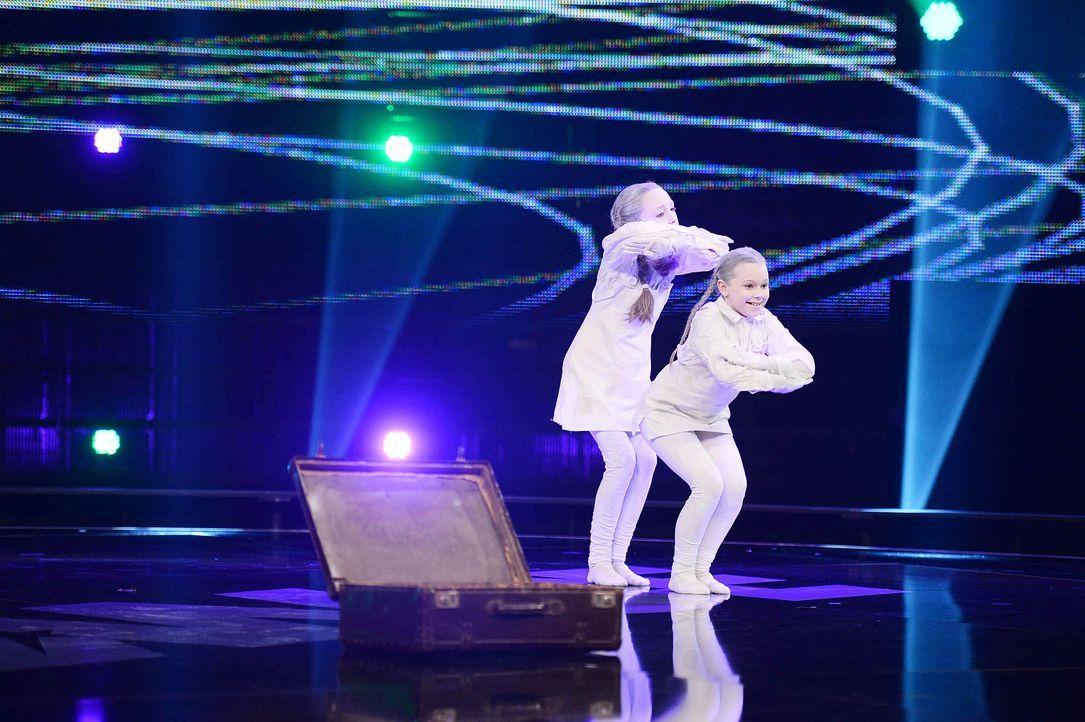 Got-To-Dance-Zoe-Desteney-02-SAT1-ProSieben-Willi-Weber - Bildquelle: SAT.1/ProSieben/Willi Weber