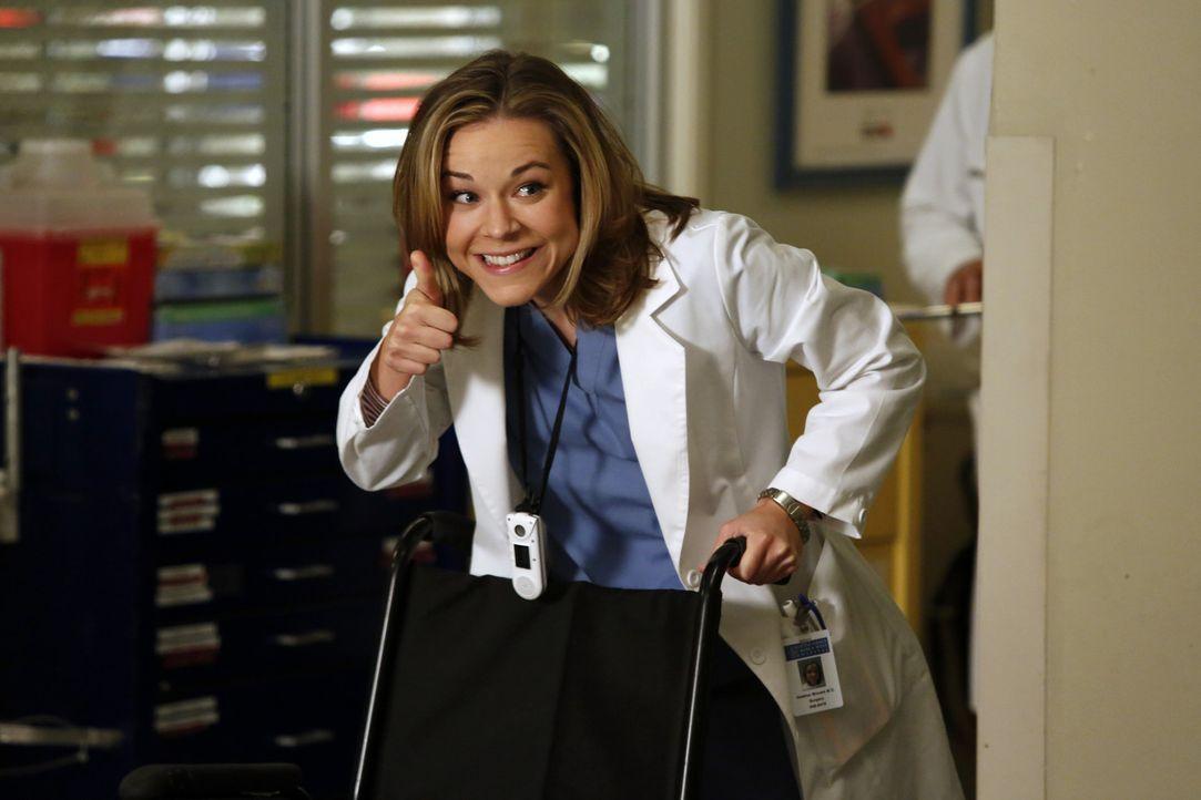 Was hat Heather (Tina Majorino) nur vor? - Bildquelle: ABC Studios