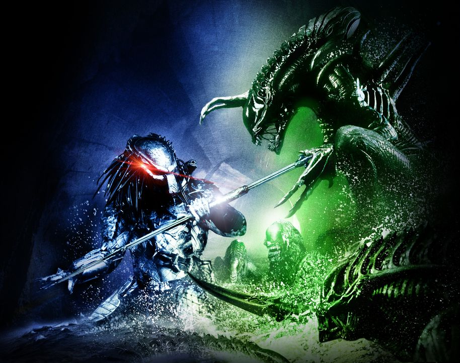 Aliens vs. Predator 2 - Artwork - Bildquelle: 2007 Twentieth Century Fox Film Corporation.
