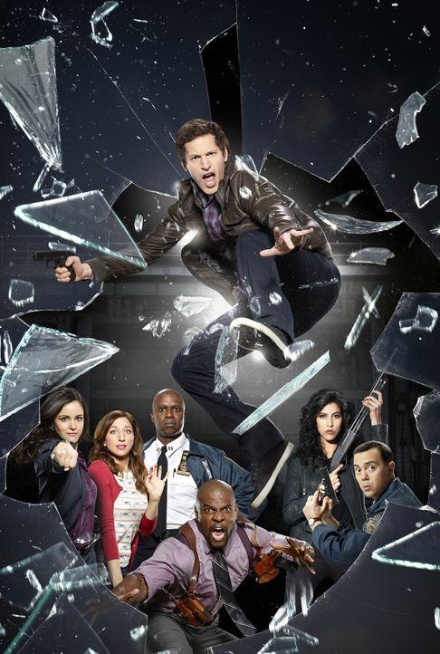 (2.Staffel) - Brooklyn Nine-Nine - Artwork - Bildquelle: 2014 UNIVERSAL TELEVISION LLC. All rights reserved