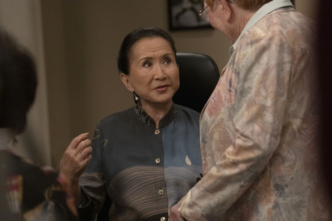 Grandma Huang (Lucille Soong) - Bildquelle: 2018-2019 American Broadcasting Companies.  All rights reserved.