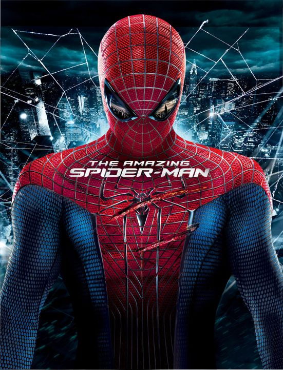 THE AMAZING SPIDER-MAN - Artwork - Bildquelle: 2012 Columbia Pictures Industries, Inc.  All Rights Reserved.