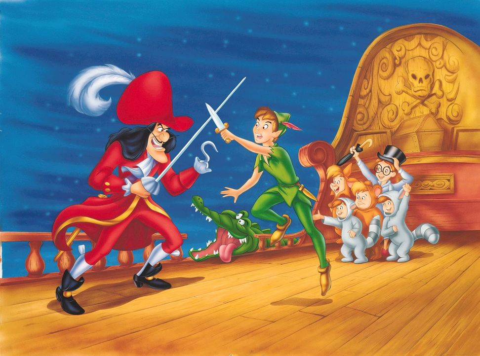 Peter Pan 2 - Bildquelle: Disney