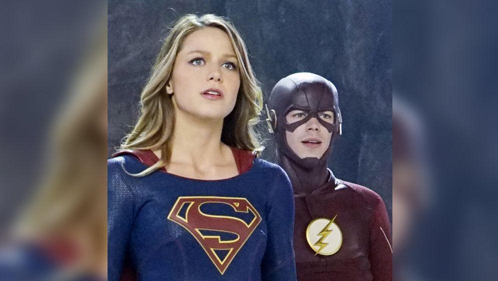 - Bildquelle: Facebook/SupergirlCBS