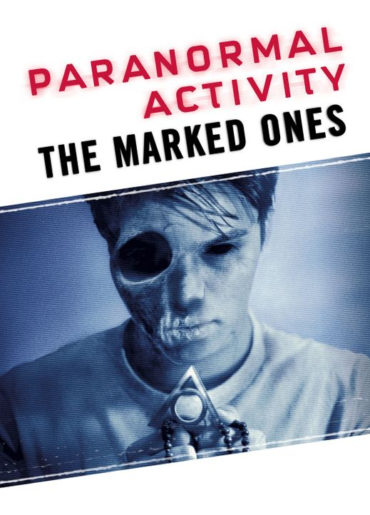 PARANORMAL ACTIVITY: THE MARKED ONES - Artwork - Bildquelle: MMXIII Paramount Pictures Corporation. All Rights Reserved.