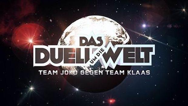 Das Duell um die Welt – Team Joko gegen Team Klaas
