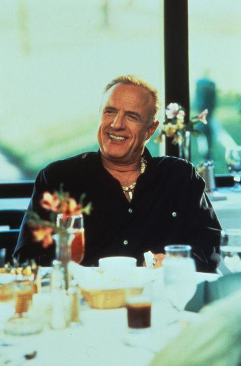 Gangsterboss Mr. Henry (James Caan) macht den Jungs ein dubioses  Angebot ... - Bildquelle: Columbia Pictures