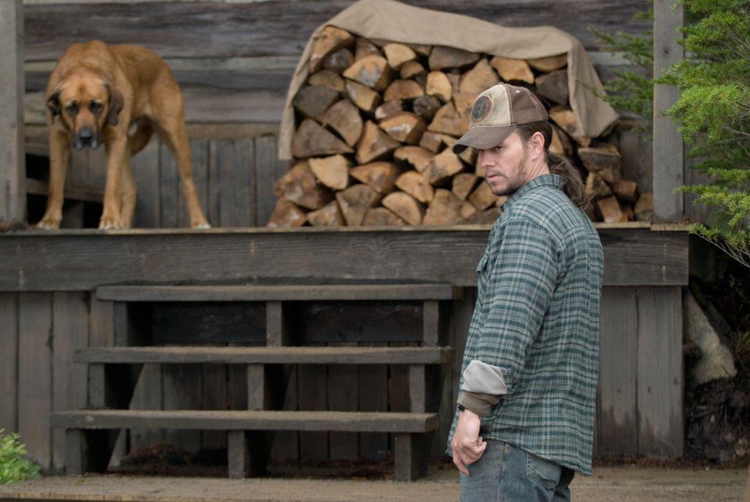 Bob Lee Swagger (Mark Wahlberg) ist ein ehemaliger Scharfschütze, der sich aus seinem Job zurückgezogen hat, um ein ruhiges Leben in der Einsamkei... - Bildquelle: Copyright   2007 by PARAMOUNT PICTURES. All Rights Reserved.