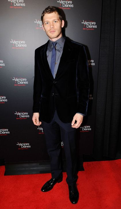 Joseph-Morgan-13-11-09-getty-AFP - Bildquelle: getty-AFP
