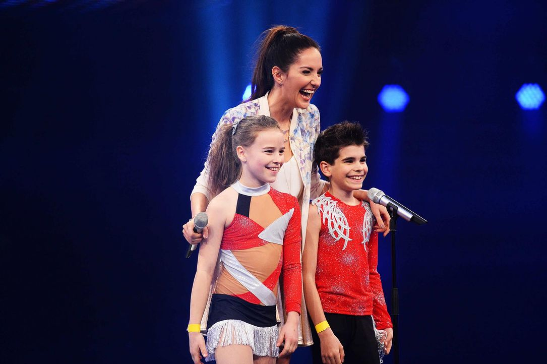 Got-To-Dance-Cecilia-David-12-SAT1-ProSieben-Willi-Weber - Bildquelle: SAT.1/ProSieben/Willi Weber