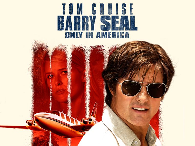 Barry Seal - Only in America - Artwork - Bildquelle: Universal Pictures