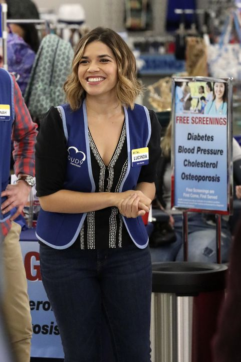 Amy (America Ferrera) - Bildquelle: Evans Vestal Ward 2016 Universal Television LLC. ALL RIGHTS RESERVED. / Evans Vestal Ward