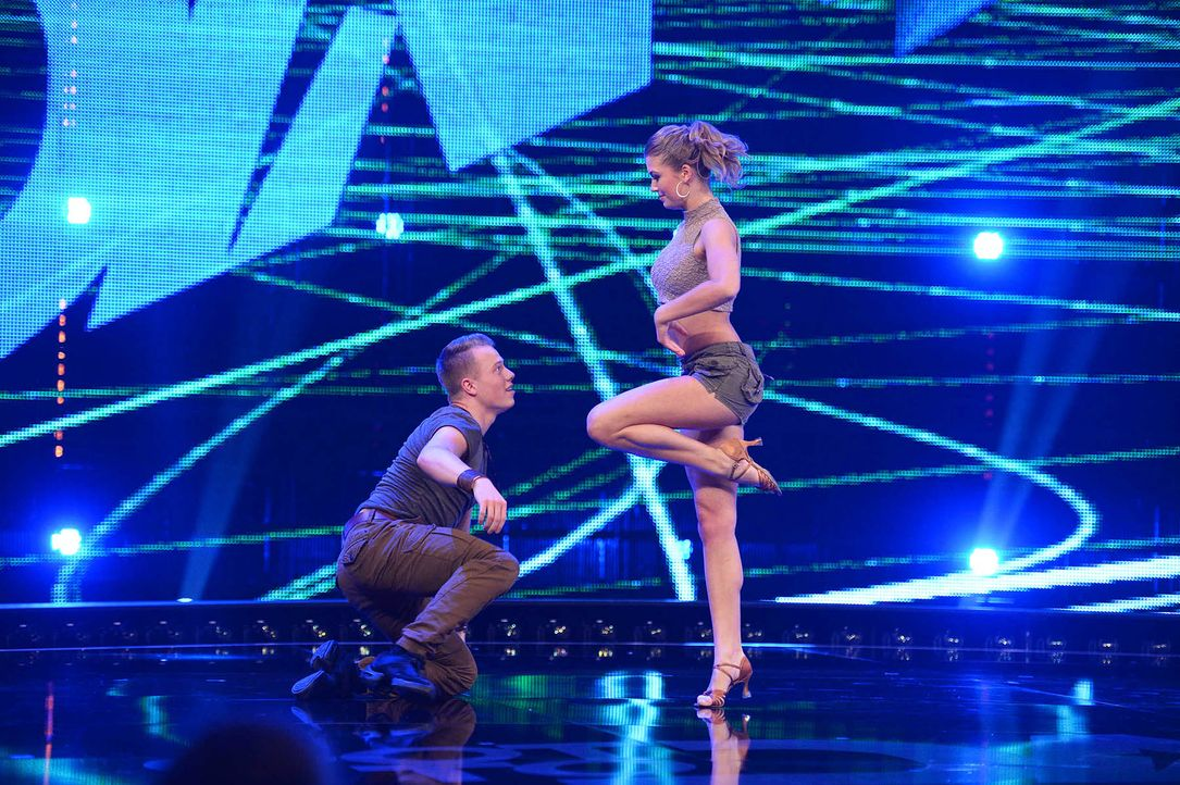 Got-To-Dance-Kim-Alex-04-SAT1-ProSieben-Willi-Weber - Bildquelle: SAT.1/ProSieben/Willi Weber