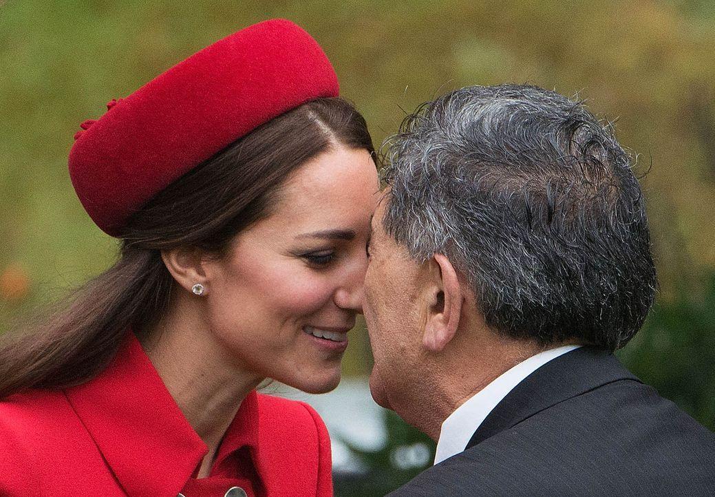 Catherine-Neuseeland-14-04-07-AFP - Bildquelle: AFP