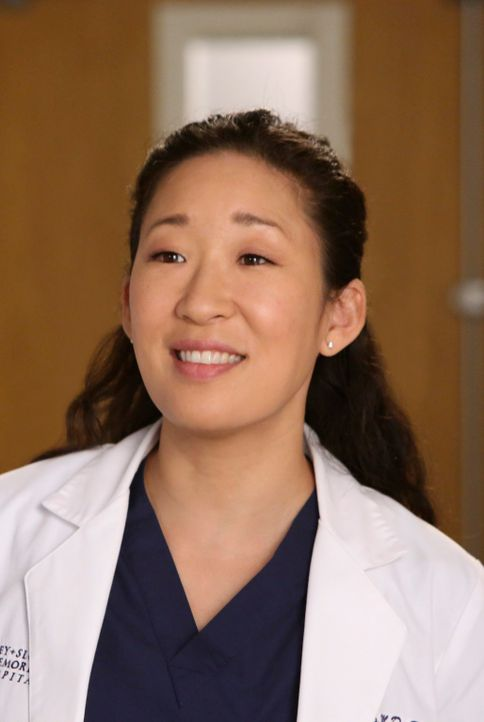 Ist für den bedeutenden Harper Avery Award nominiert: Cristina (Sandra Oh) ... - Bildquelle: ABC Studios