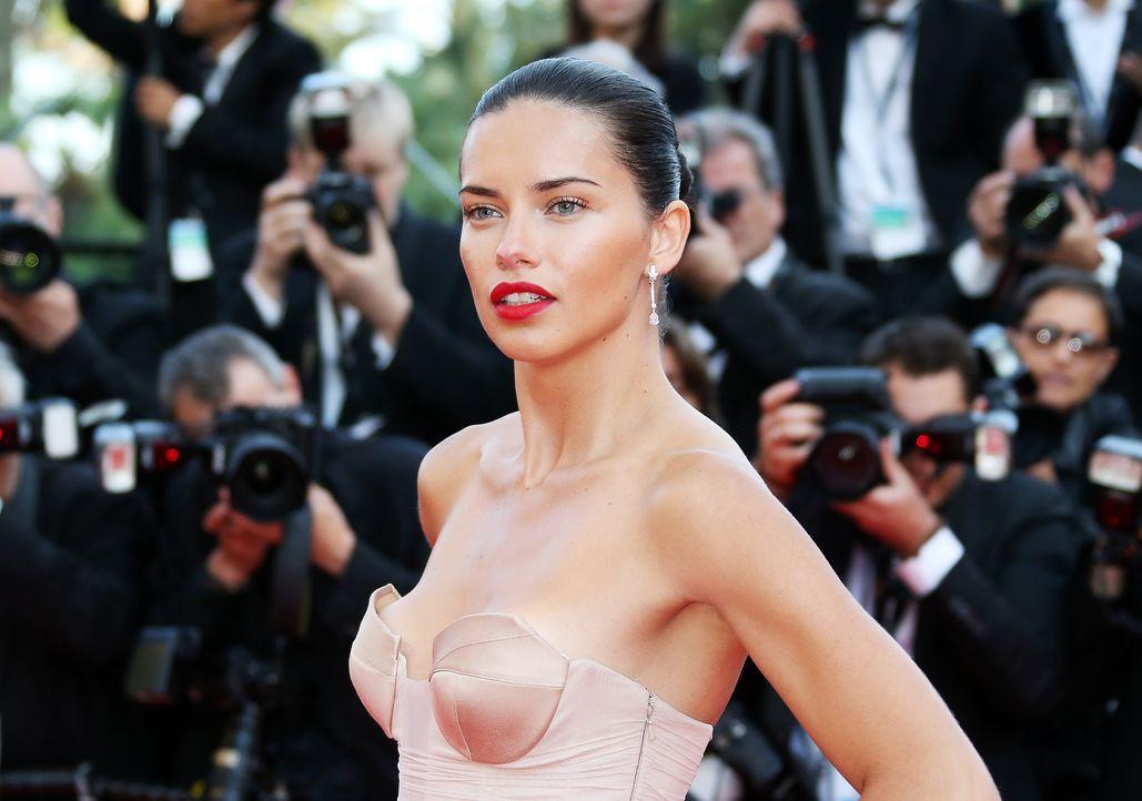 Cannes-Filmfestival-Adriana-Lima-140518-2-AFP - Bildquelle: AFP