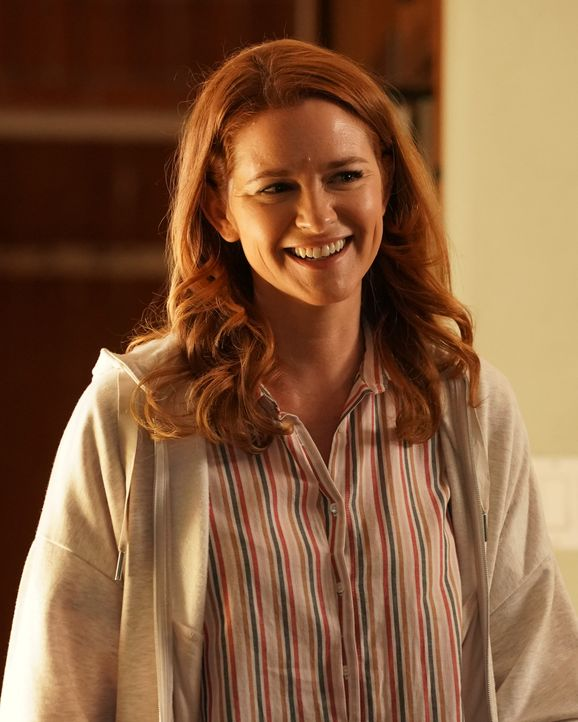 Dr. April Kepner (Sarah Drew) - Bildquelle: Richard Cartwright 2021 American Broadcasting Companies, Inc. All rights reserved. / Richard Cartwright