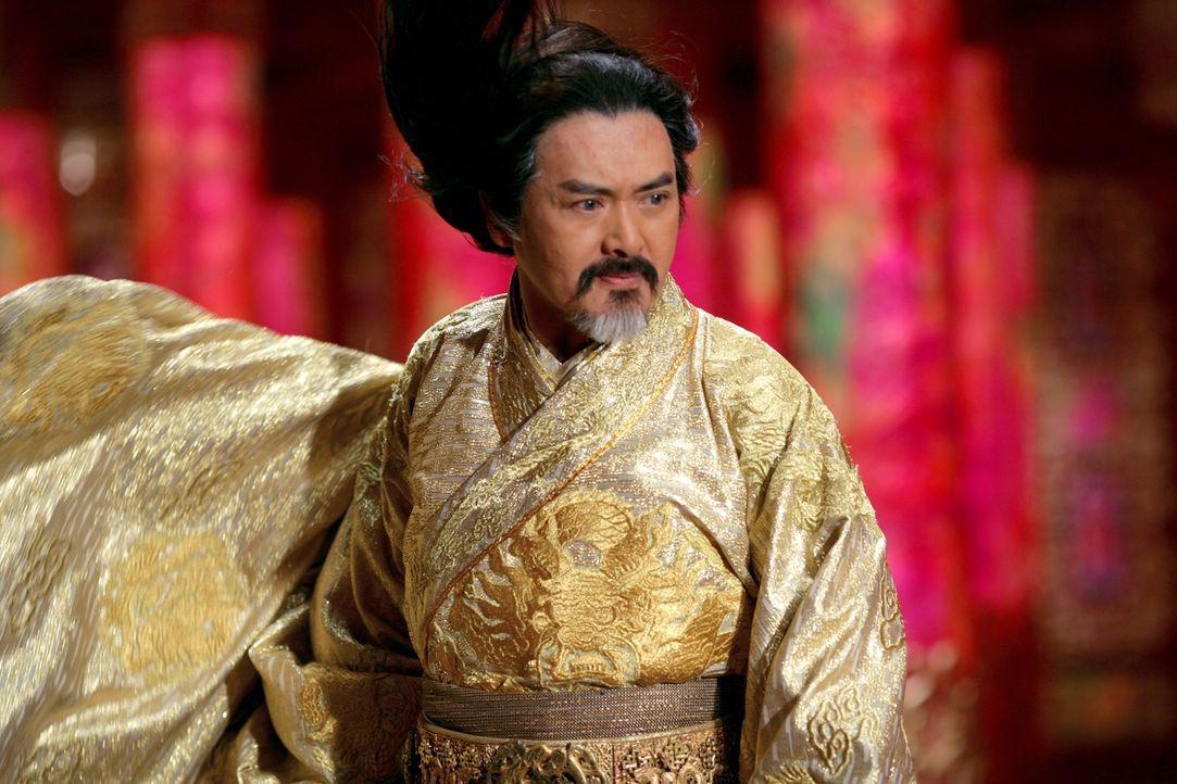 Als Kaiser Ping (Yun Fat Chow) von langjährigen Kriegszügen unerwartet an seinen Hof zurückkehrt, merkt er sofort, dass im Palast so einiges faul is... - Bildquelle: TOBIS Film