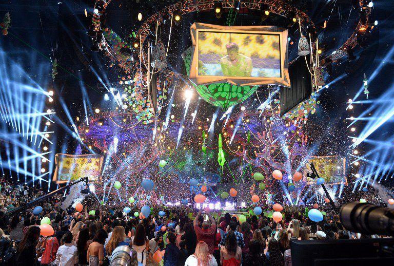 Kids-Choice-Awards-Atmosphaere-14-03-29-getty-AFP - Bildquelle: getty-AFP