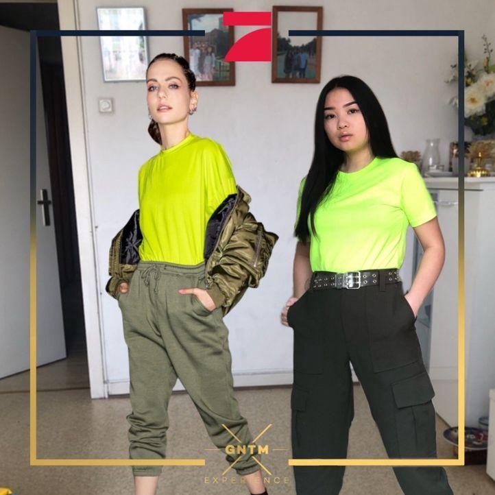Anna und Vivian - Bildquelle: ProSieben