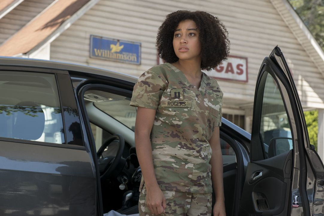 Ruby Daly (Amandla Stenberg) - Bildquelle: Daniel McFadden 2018 Twentieth Century Fox Film Corporation.  All rights reserved. / Daniel McFadden