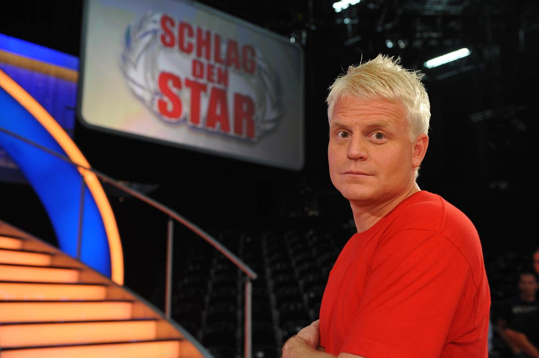 "Guido Cantz tritt bei ""Schlag den Star"" an ... - Bildquelle: ProSieben"
