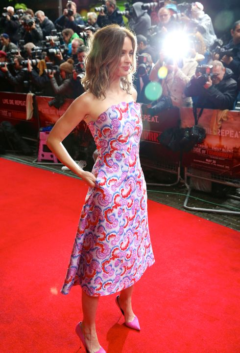filmpremiere-edge-of-tomorrow-london-14-05-28-08-Warner-Bros-Pictures - Bildquelle: Warner Bros. Pictures