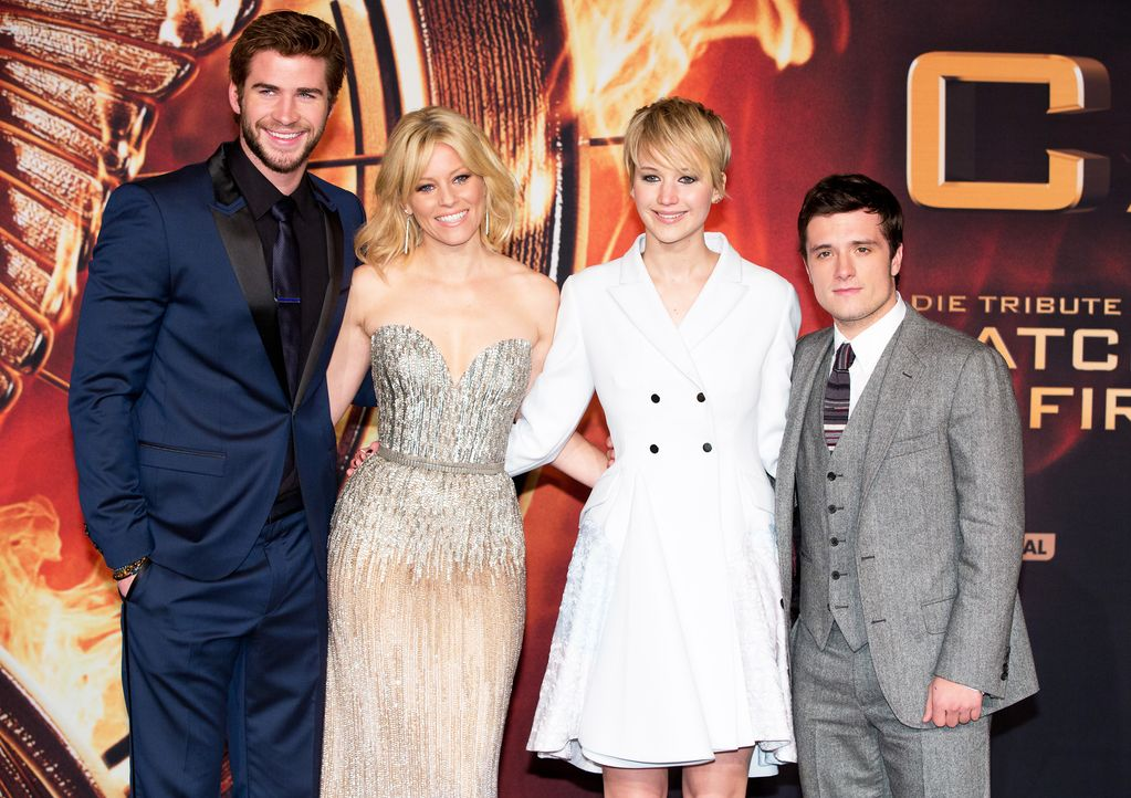 Hunger-Games-Catching-Fire-Deutschland-Premiere-03-dpa - Bildquelle: dpa