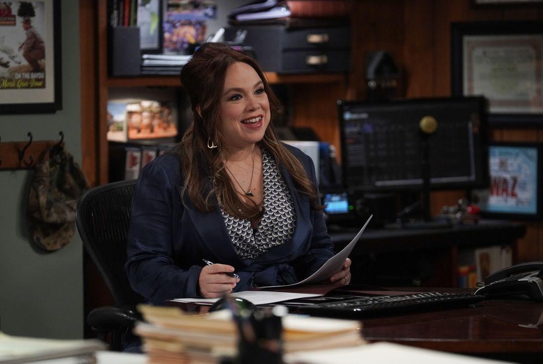 Kristin Baxter (Amanda Fuller) - Bildquelle: Michael Becker 2020 Fox Media LLC. / Michael Becker