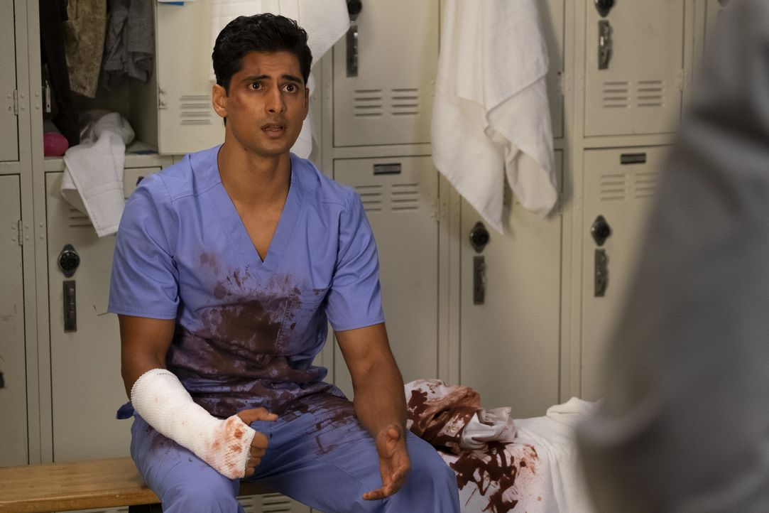 Dr. Vik Roy (Rushi Kota) - Bildquelle: John Fleenor ABC Studios/John Fleenor