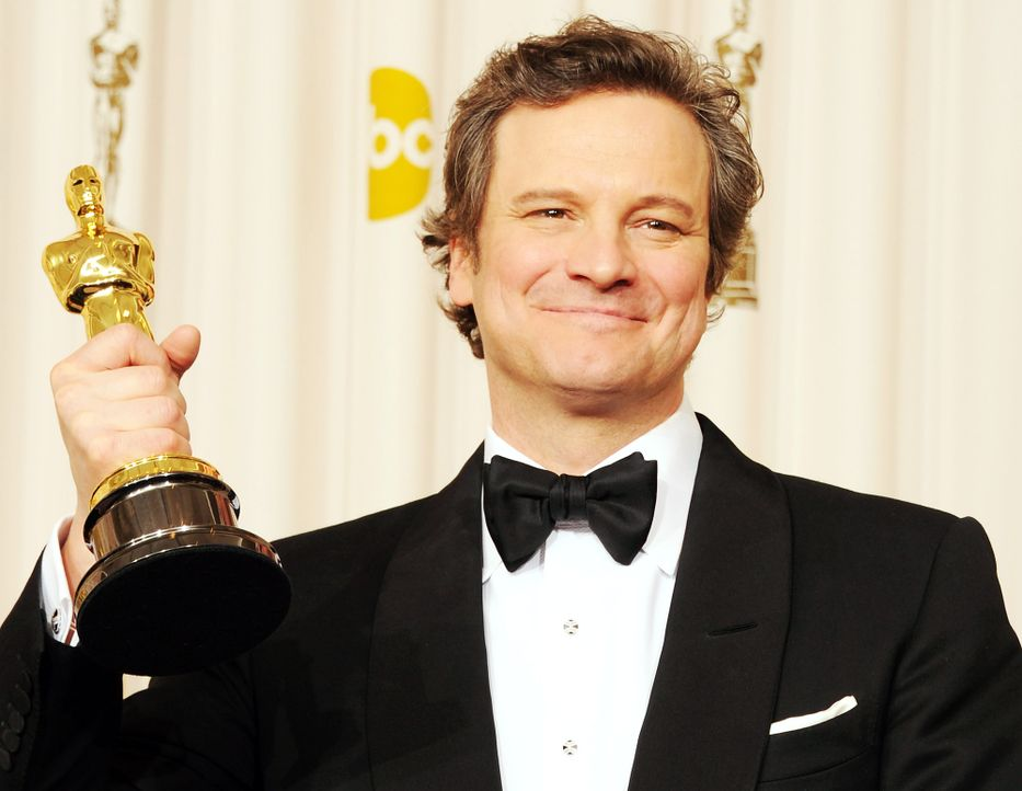 Bester-Hauptdarsteller-2011-Colin-Firth-getty-AFP - Bildquelle: getty-AFP