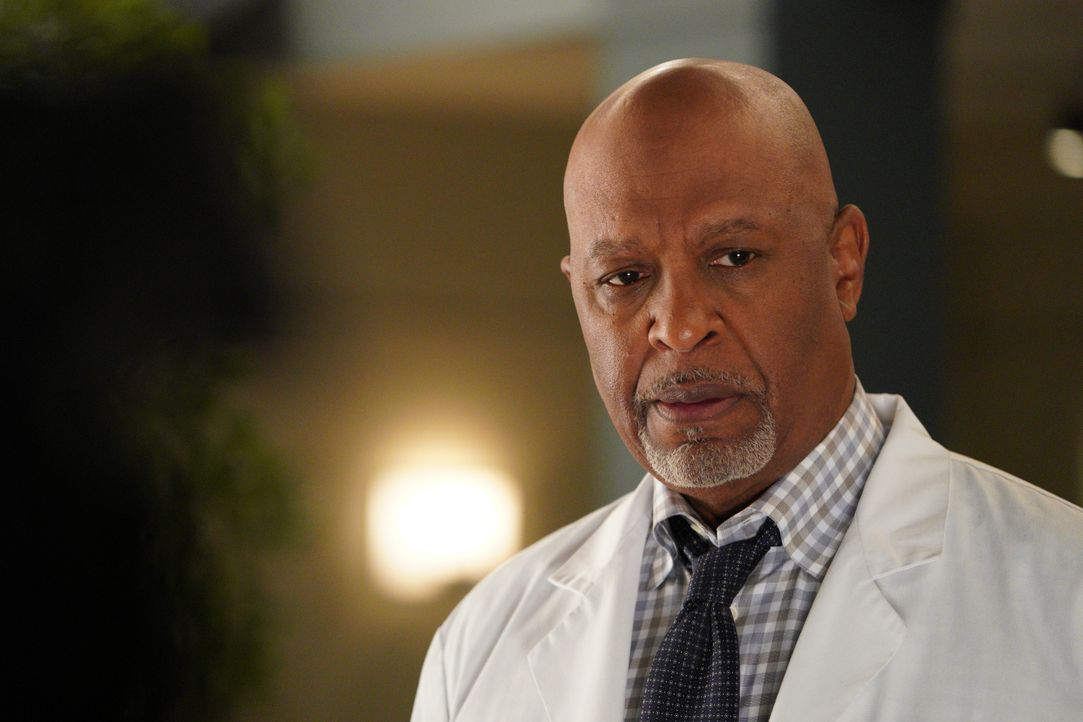 Dr. Richard Webber (James Pickens Jr.) - Bildquelle: Christopher Willard 2020 American Broadcasting Companies, Inc. All rights reserved. / Christopher Willard