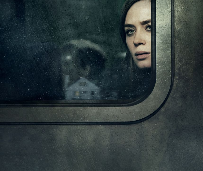 The Girl on the Train - Artwork - Bildquelle: 2016 Constantin Film Verleih GmbH