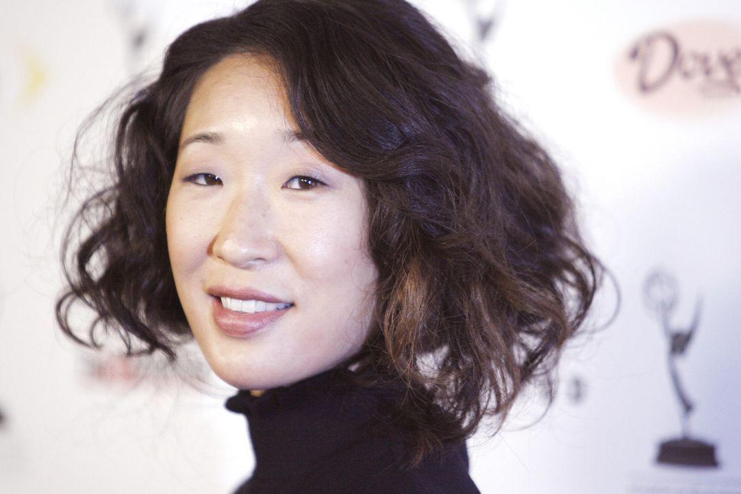 Grey's Anatomy - Darsteller: Cristina (Sandra Oh) 2000 x 1335 - Bildquelle: getty - AFP