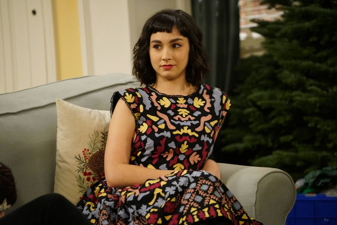 Mandy Baxter (Molly Ephraim) - Bildquelle: 2015-2016 American Broadcasting Companies. All rights reserved.