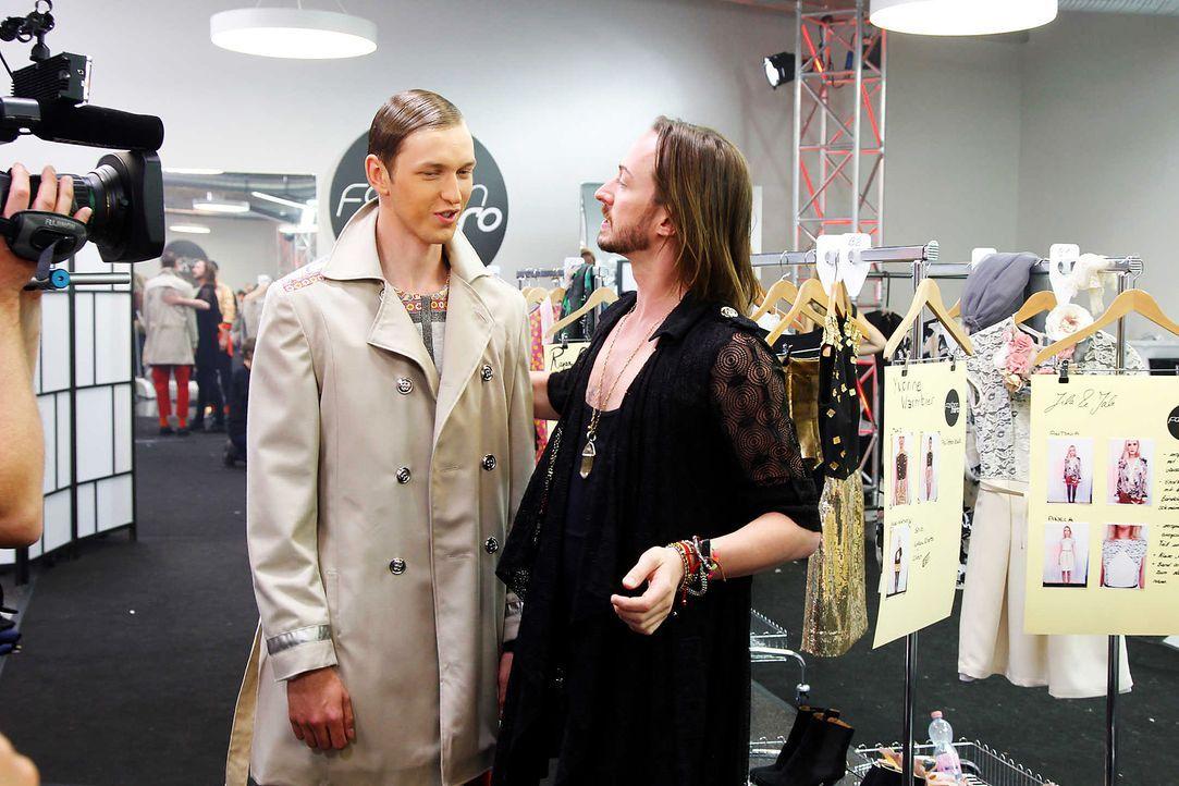 Fashion-Hero-Epi05-Atelier-71-ProSieben-Richard-Huebner - Bildquelle: Richard Huebner