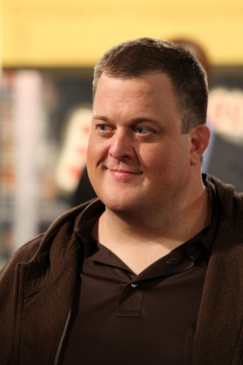 Ist von Molly trotz des katastrophalen Dates begeistert: Mike Biggs (Billy Gardell) ... - Bildquelle: 2010 CBS Broadcasting Inc. All Rights Reserved.